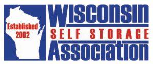 wisconsin self storage association logo
